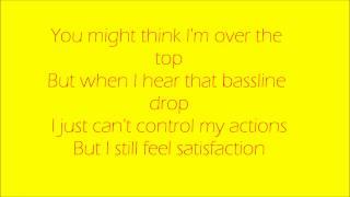 Bassline Junkie Lyrics (CLEAN) - Dizzee Rascal