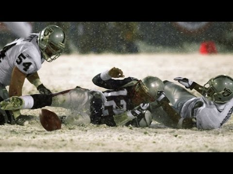 Raiders vs. Patriots: 'Tuck Rule' Game | NFL 2001 Divisional Round Highlights