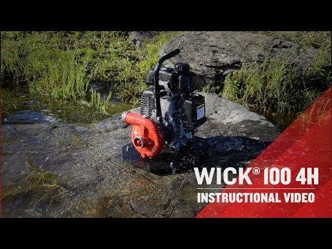 WICK 100-4H