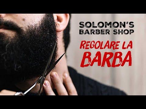 Regolare la barba | Barber Shop Crew