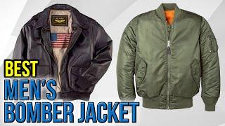 7 Best Mens Bomber Jackets 2017