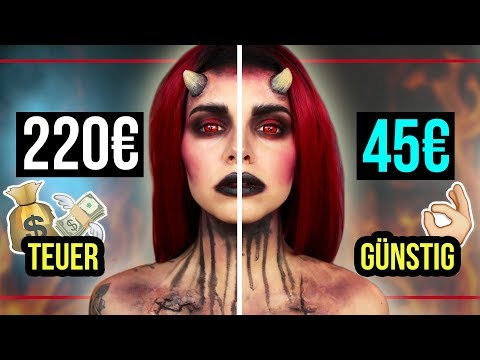 TEUER vs GÜNSTIG - SFX Version! - #SpooktoberCountdown