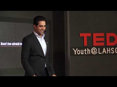 The Art of Stepping into the Unknown | Simerjeet Singh | TEDxYouth@LAHSGwalior