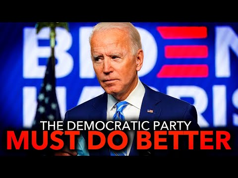 Joe Biden Won, But Intra-Party Warfare Will Continue. The Left Must Fight Him.