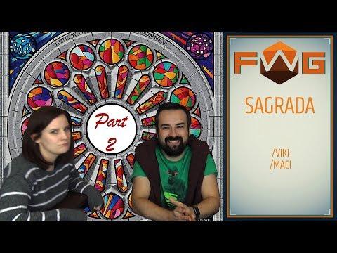 Sagrada | Part 2 | 4 fiatal elkezdett üvegezni, nem fogd elhinni, mi történt! - Fun With Geeks