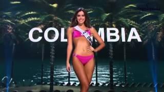 Paulina Vega Dieppa Miss Universe 2014 - Journey to the crown!
