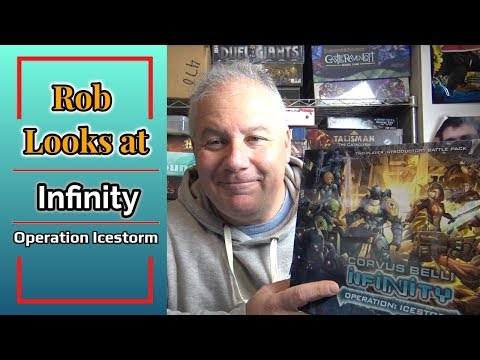 Rob Looks at Infinity: Operation Icestorm