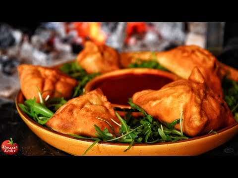 Juicy Cheeseburger Dumplings! – ASMR Cooking in 4K