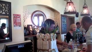 Tasting Room at Papapietro Perry.