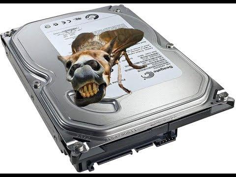 Очень странная муха ЦЦ (Ошибка CC) жесткого диска HDD Seagate. Ведет себя как ошибка ЛОДЕРа