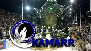 preview picture of video 'Comparsa Kamarr 2014 - Carnaval de Gualeguaychu - El Carnaval Se Vive Así'