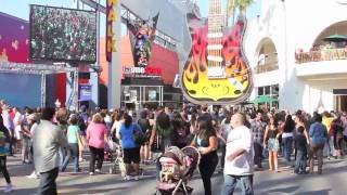 """[OFFICIAL] - """"In The Heights"""" Flash Mob for Lin-Manuel Miranda - City Walk - Los Angeles"""