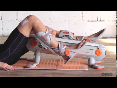Esercizi per ernia spinale della colonna vertebrale toracica video