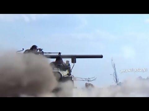 Syriska rebeller vi skot ner helikopter