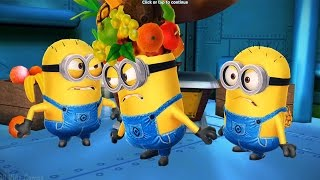 Despicable Me 2 - Minion Rush ( Jelly Lab) Free Games For Kids HD !
