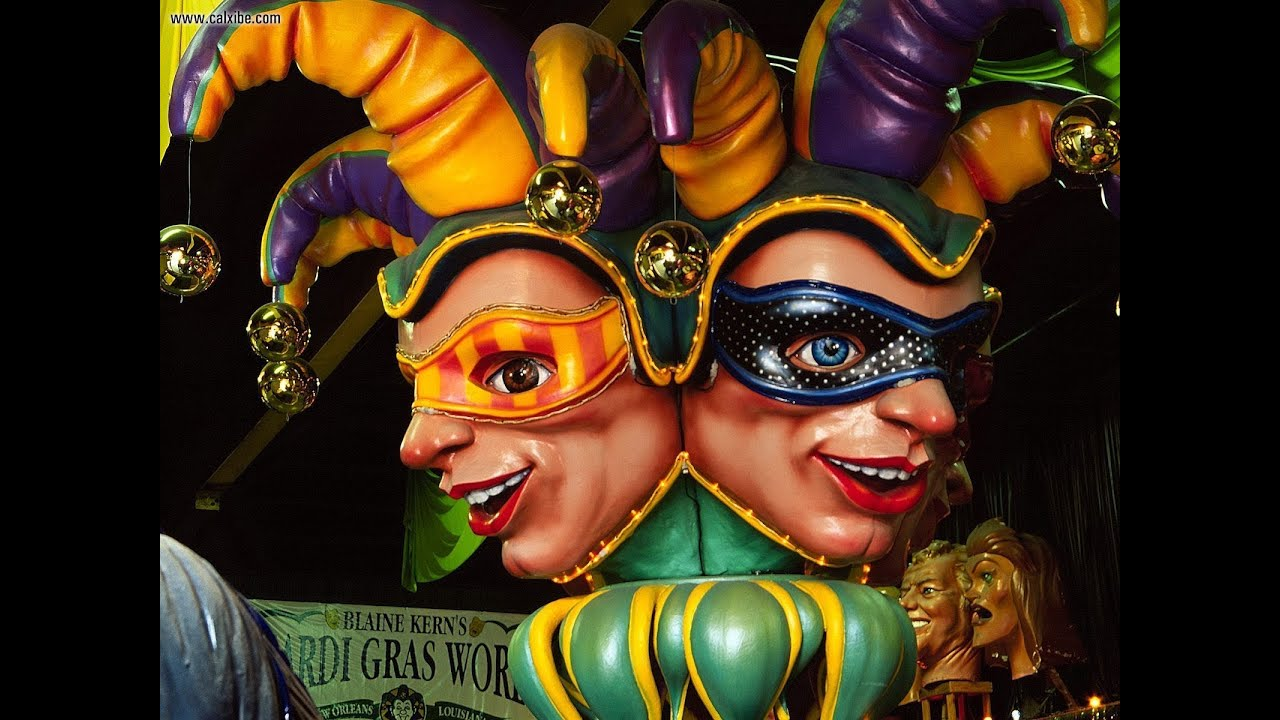 Visit Mardi Gras World