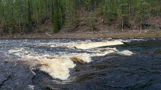 Рыбалка на реке камо эвенкия