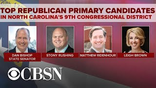 North Carolina's 9th Congressional District holds special primary
