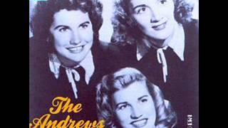 0003. ANDREWS SISTERS bei mir bist du schon (1938)