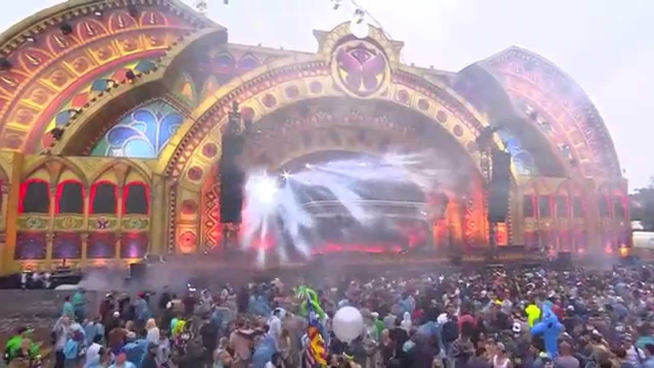 Chris Liebing - Live @ Tomorrowland Belgium 2015