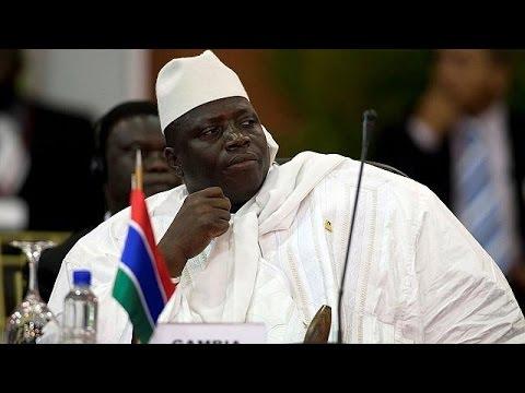 محاولة موريتانية لإقناع الرئيس الغامبي بتسليم السلطة