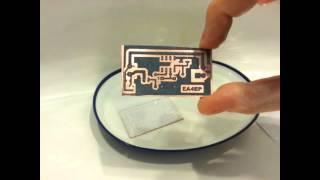 Tacometro digital termometro por LCD arduino uno