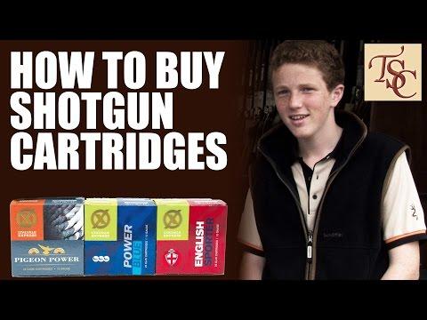 Schools Challenge TV – How to buy shotgun cartridges