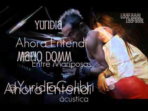 Ahora entendí - Yuridia