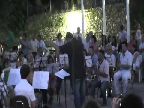 Alumnos de Viento y Percusion - La zarzamora