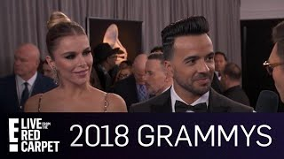 "Luis Fonsi Weighs in on ""Despacito"" Success 