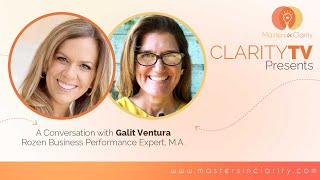 Youtube with Galit Ventura Rozen, M.A. Episode 8: Galit Ventura Rozen on the Succesful Woman's Mindset sharing on Keynote Speaker For Corporate Events