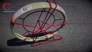 Кабельная протяжка УЗК 4/50м от компании VL-Electro - видео