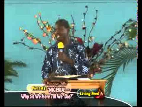 Why Sit We Here 1 of 2.mp4 by Bro. Gbile Akanni.