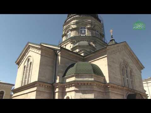 Церковь на даудельной тюмени