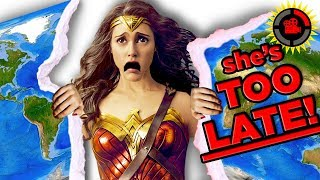 Download Youtube: Film Theory: How Wonder Woman FAILED Us!