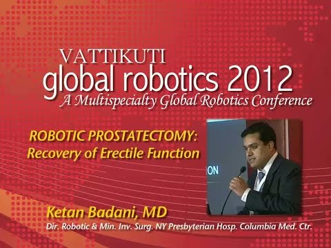 Robotic Prostatectomy Recovery of Erectile Function