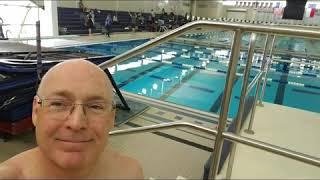 Anatomy of a (Masters) Swim meet