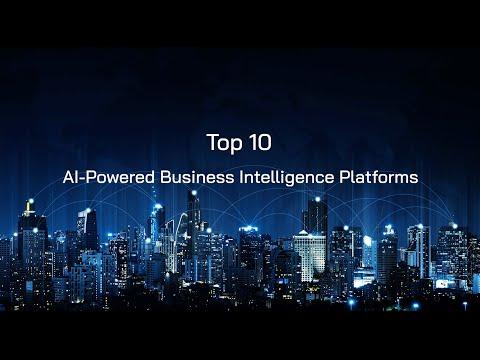 Top 10 AI-Powered Business Intelligence Platforms
