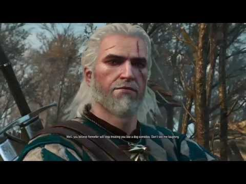Video Witcher 3: Wild Hunt - Full Keira Metz Quest Line - Friends with Benefits
