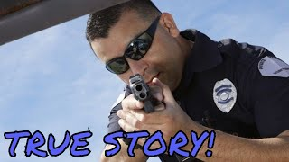 I GOT STOPPED AT GUN POINT (STORY TIME)