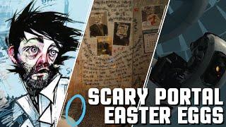 8 Scariest Portal 2 Easter Eggs