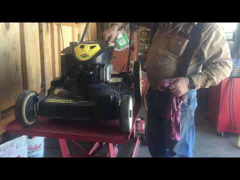 What Is A Brute 3-In-1 Self-Propelled Lawn Mower?