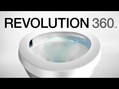 Kohler Revoultion 360 Toilet