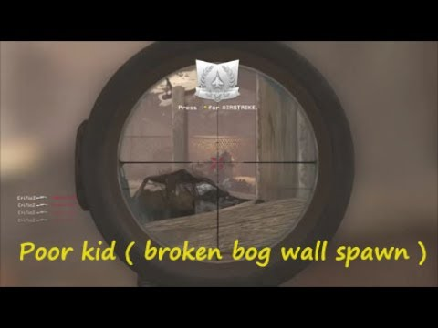 BROKEN SPAWN POOR KID