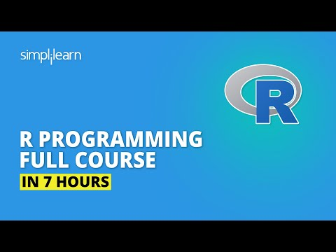 R Programming Full Course In 7 Hours | R Programming For ...