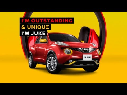 New Nissan Juke Color Studio - Remix My True Color