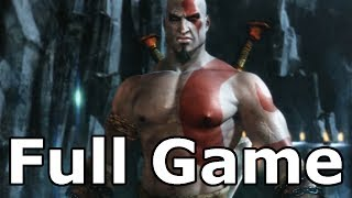 God Of War 1 Walkthrough Part 1 Full Game - Longplay No Commentary (PS3)