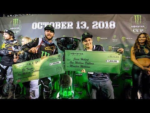 Monster Energy Fan Wins $1,000,000
