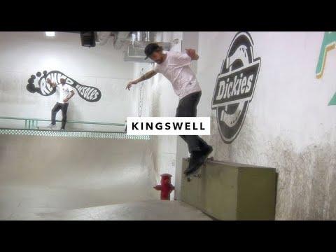 TWS Park: Kingswell | TransWorld SKATEboarding