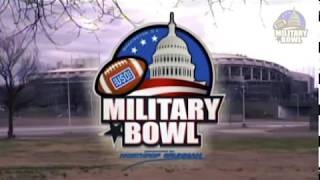 2012 Military Bowl MVP Highlights
